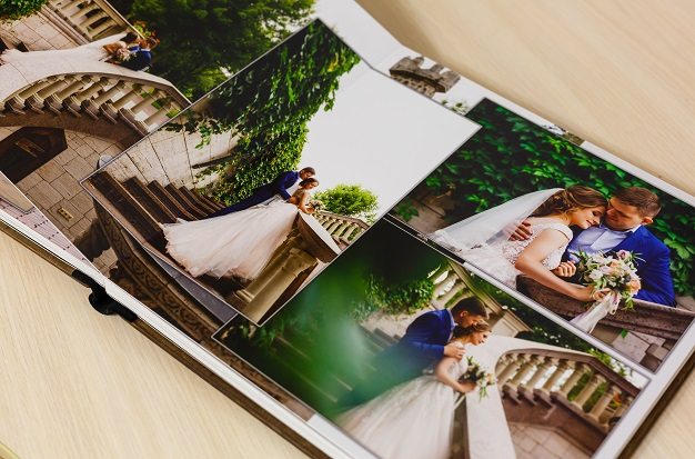 4 Must Know Ideas for a Contemporary Wedding Photo Book