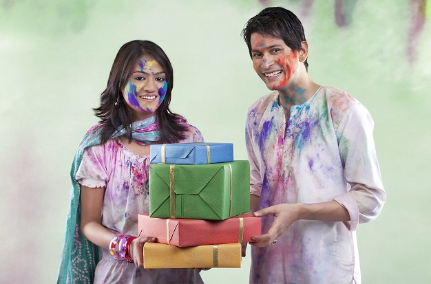 Personalized Gifts Ideas for Holi Festival